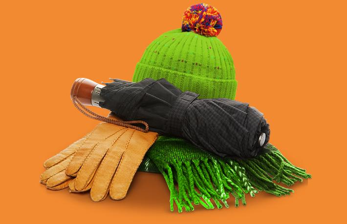 Одягайтесь тепліше з «Велмарт»